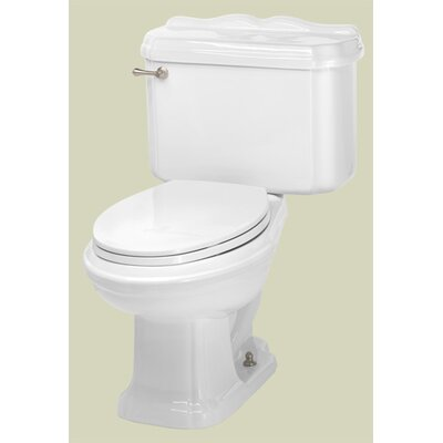 Barrymore Chair-Height 1.28 GPF Elongated 2 Piece Toilet