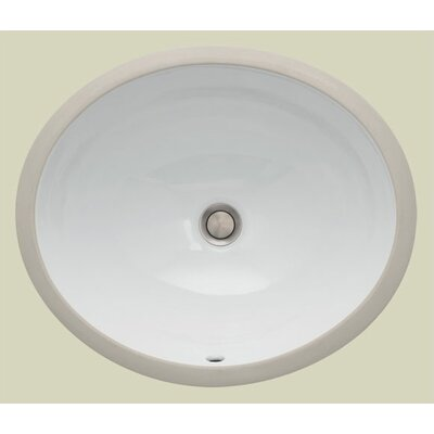 Vanity Medium Undermount Bathroom Sink - 1061.000