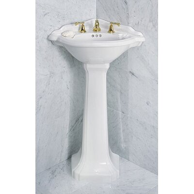 Small Corner Pedestal Sink : All Bathroom Sinks Wayfair