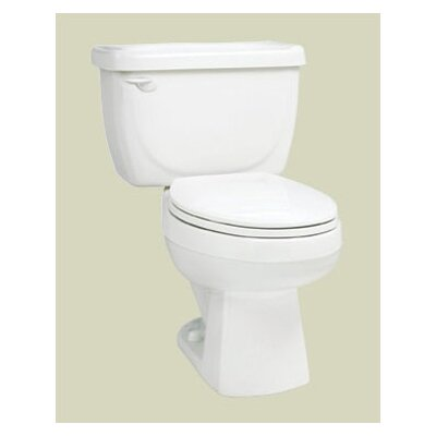 St Thomas Creations Marathon I 1.6 GPF Elongated 2 Piece Toilet
