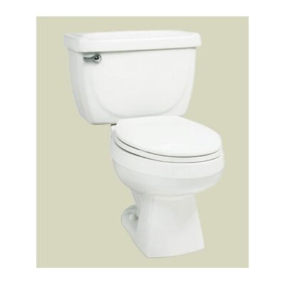 Mariner Pressure Assist 1.6 GPF Elongated 2 Piece Toilet