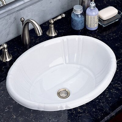 Antigua Petite Countertop Bathroom Sink - 1002.000