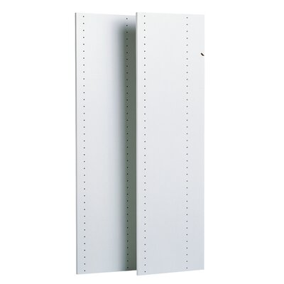Easy Track Closet Organizers Vertical Panels