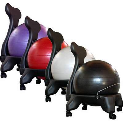 Isokinetics Balance/Exercise Ball Chair