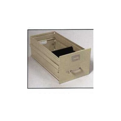 Virco 2-Drawer Letter  File