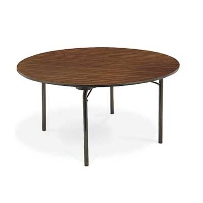 "Virco 6200 Series 60"" Round Folding Table"