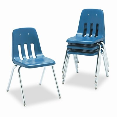 "Virco 9000 Series Classroom Chair, 18"" Seat Height"