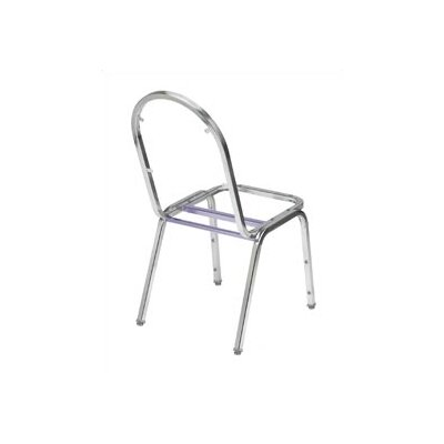 Virco Armless Stacking Chair