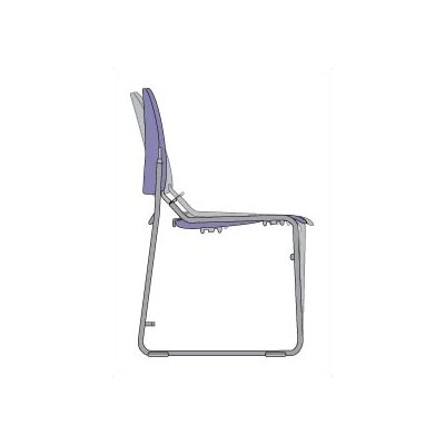 Virco Virtuoso Plastic Chair without Arms