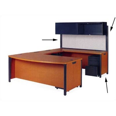 Virco Plateau Office Series Credenza