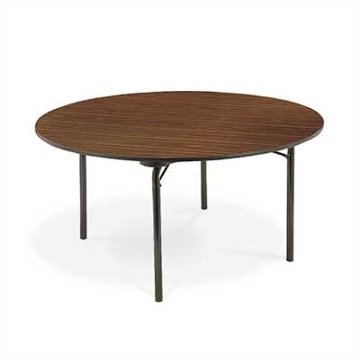 "Virco 62000 Series 60"" Round Folding Table"