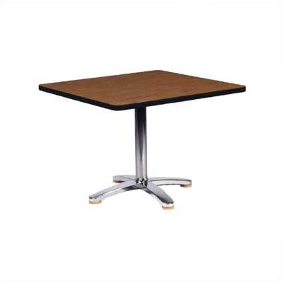 "Virco 42"" Square Café Top"