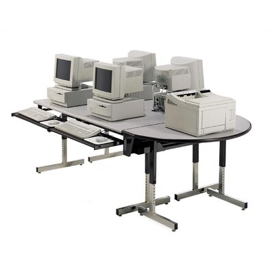 "Virco Future Access Computer Table (30"" x 60"")"