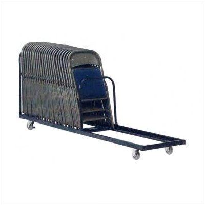 Virco Folding Chair Truck/Storage Cart (Holds 32 Chairs)