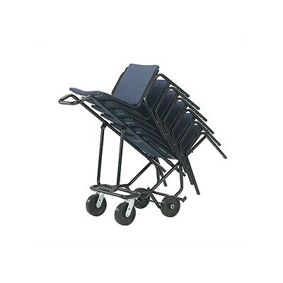Virco 4-Wheeled Deluxe Chair Truck for Universal Stack Chairs