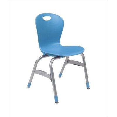 "Virco Zuma 15"" Plastic Classroom Side Chair"