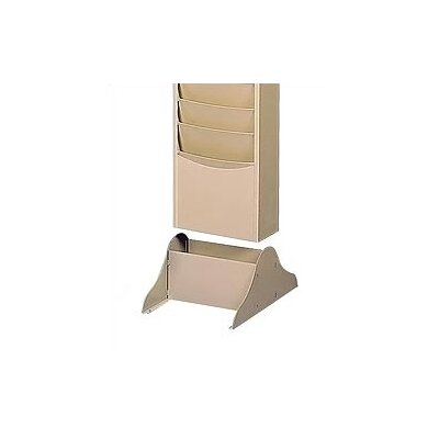 Virco Library Literature Rack, 23 pockets