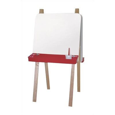 Virco Children's Double-sided, Adjustable Easel