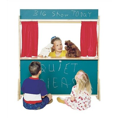 Virco Deluxe Puppet Theater