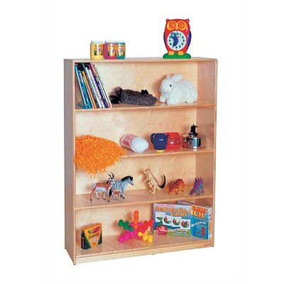 "Virco 48"" H Multi-Purpose Bookshelf"