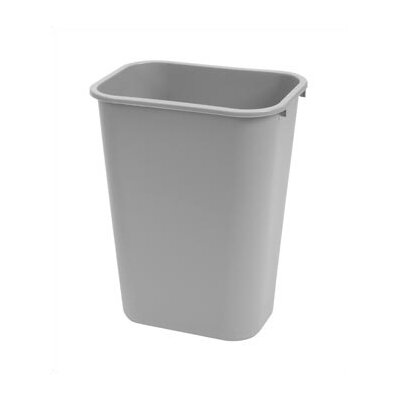 Virco Waste Can, 41.25 Quart