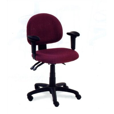 Virco 4300 Series Low-Back Task Chair