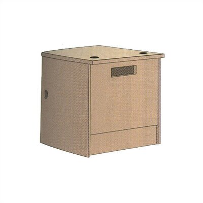 "Virco Book Drop Return Unit (32"" x 36"")"