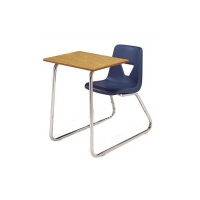 "Virco 2000 Series 30"" Laminate Chair Desk"