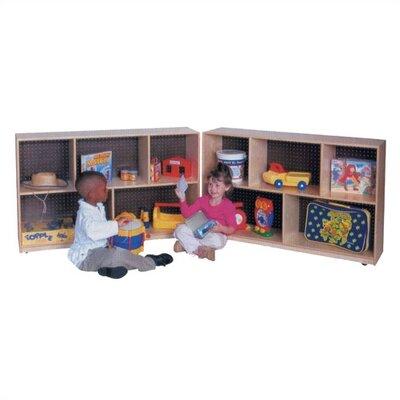 Virco Folding Storage Cabinet