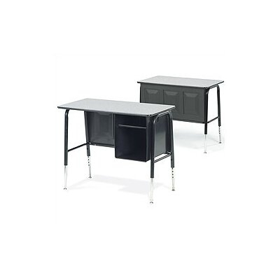 Virco Jr. Executive Plastic Student Desk