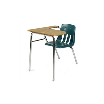 "Virco 9000 Series 30"" Plastic Combo Chair Desk"
