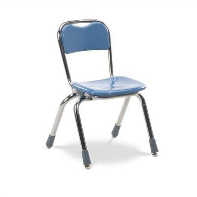 "Virco Telos Series 18"" Plastic Classroom Stacking Chair"