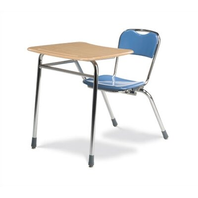 "Virco Telos Series 18"" Steel Classroom Chair and Desk"
