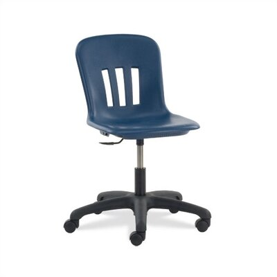 Virco Metaphor Mobile Mid-Back Task Chair