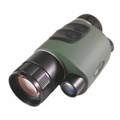 Luna Optics Hi-Resolution Wide-View Night Vision Monocular 3x42