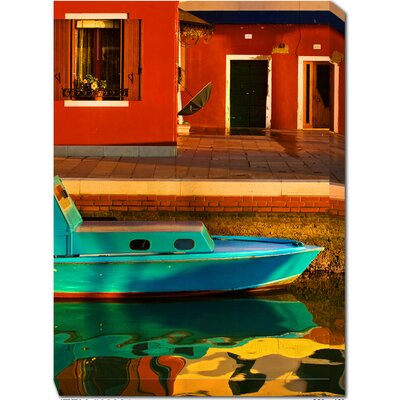 Via Baldassare Photographic Print on Canvas