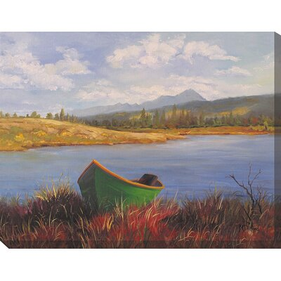 West of the Wind Outdoor Canvas Art I'll Be There Art Painting
