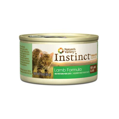 Instinct Limited Ingredient Diet Lamb Canned Cat Food