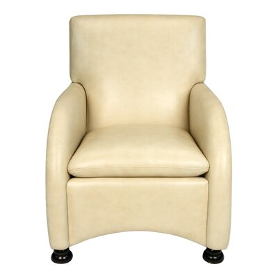 Opulence Home Lorenzo Leather Armchair