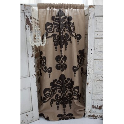 Couture Dreams Enchantique Jute Window Panel