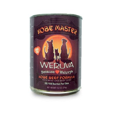 Weruva Kobe Master Wet Dog Food (12.2-oz, case of 12)