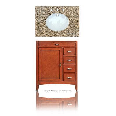 "Westport Bay Metropolitan 31"" Single Basin Vanity Set"