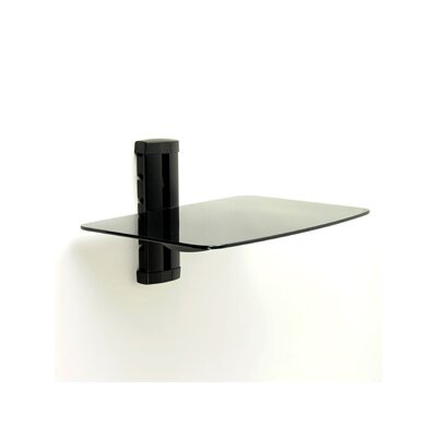 Adjustable Wall Mount Single Shelf