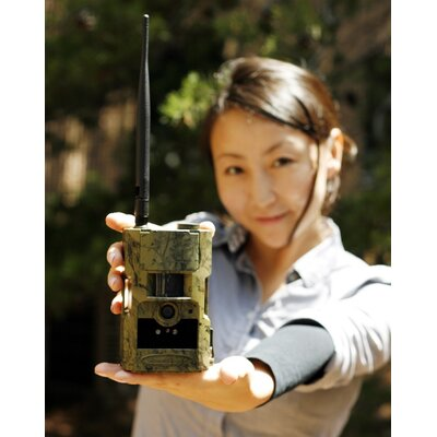 UWay HCO SG580MB Blackout Invisible Wireless Scouting Camera with Viewer