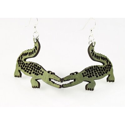 Alligators Earrings