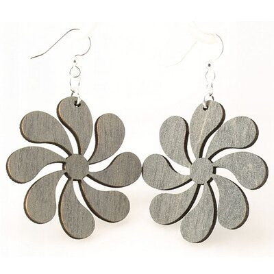 Inside Flower Earrings