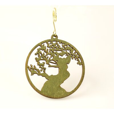 Green Tree Jewelry Tree of Life Ornament
