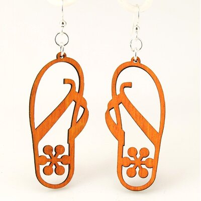 Flip Flops Earrings