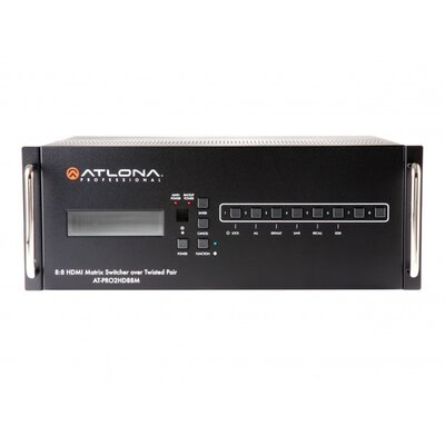Atlona Professional 8 by 8 HDMI Matrix Switcher
