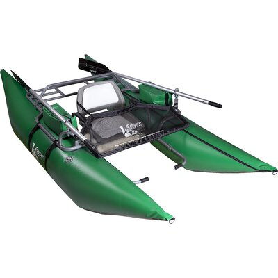 Venture Outdoors VOLight 10T Pontoon Boat